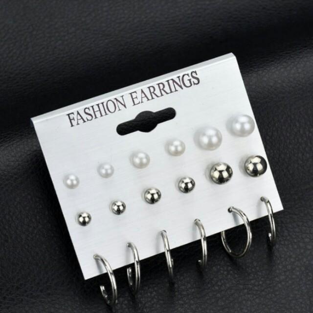 Anting 1setisi9 earrings anting wanita