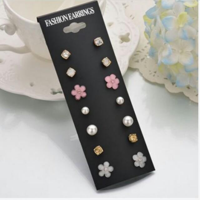 Anting earrings aksesories