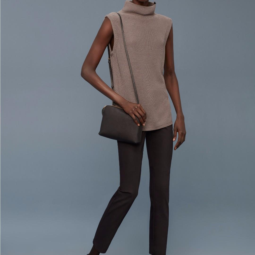 Aritzia Babaton Hiram Sweater (XS, Ashen)