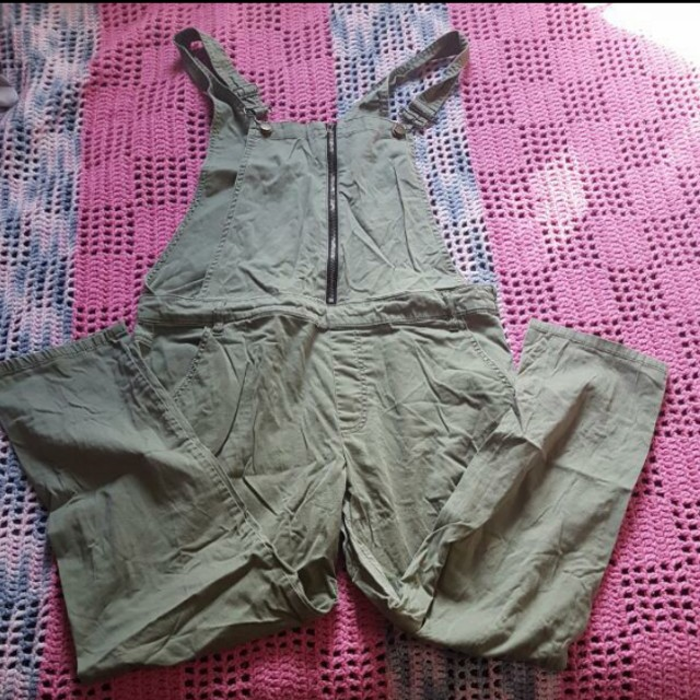 Army Green Overalls