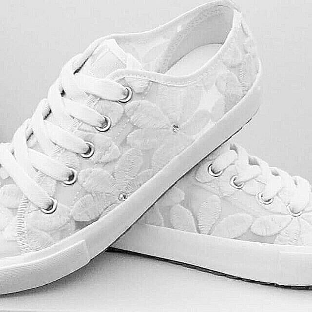 c304bf2683 Repriced! Authentic Aldo Sneakers, Women's Fashion, Shoes on Carousell
