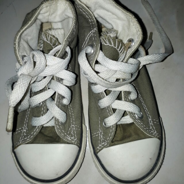 Authentic Converse All Star Hi Chuck Taylor