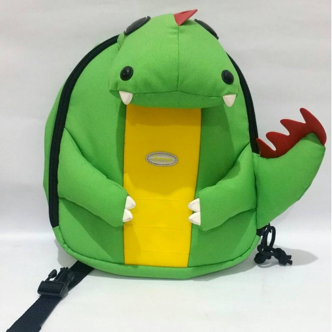 Authentic Sammies by Samsonite Dragon Backpack