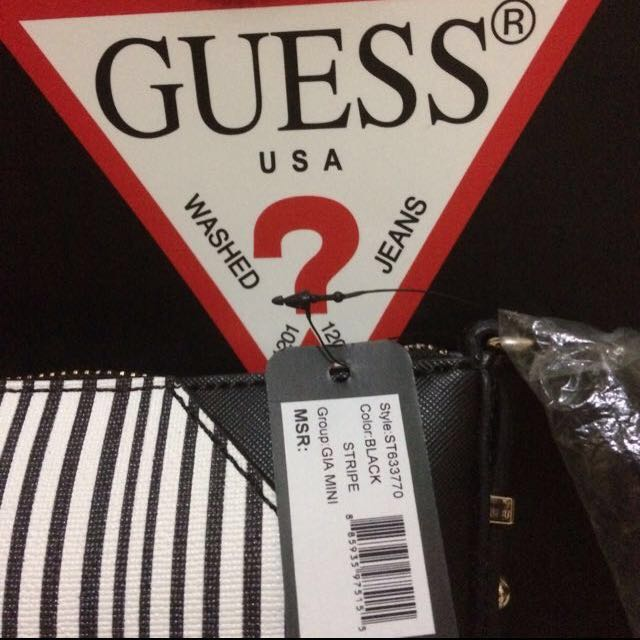 Authentic SlingBag Guess
