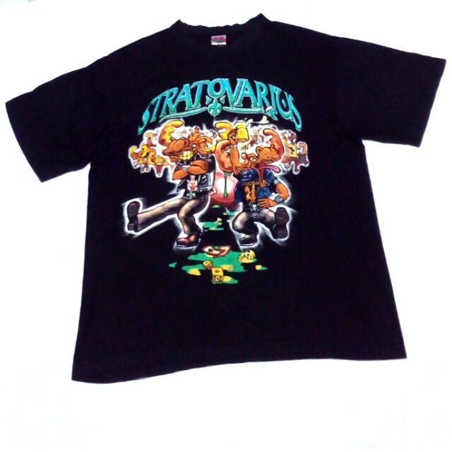 band metal stratovarius
