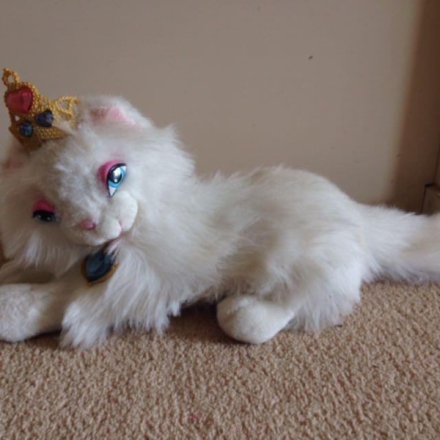 "Barbie princess "" Serafina"" Cat"