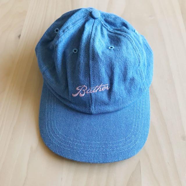 Bather Baseball Hat