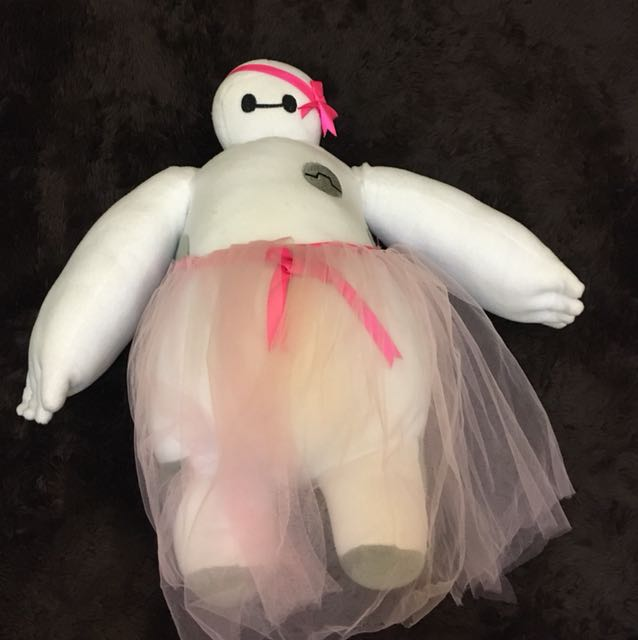 Baymax (with Tulle) bighero 6