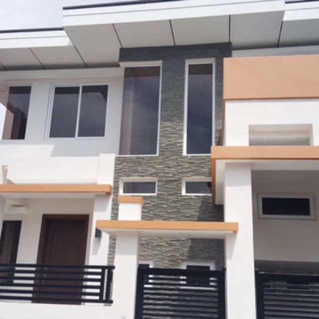 BF Parañaque Brand New House and Lot For Sale