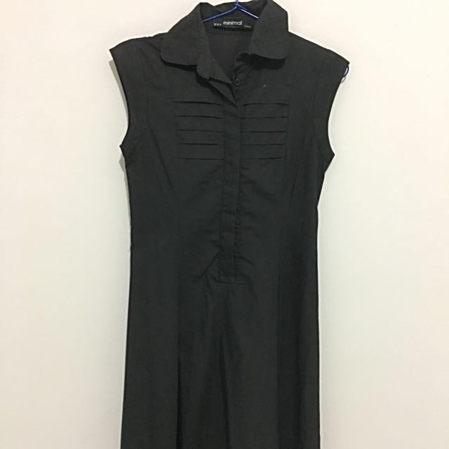 Black Dress Minimal