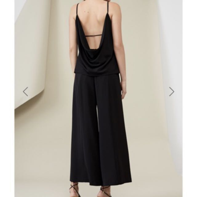 BNWT Finders Keepers Black cami