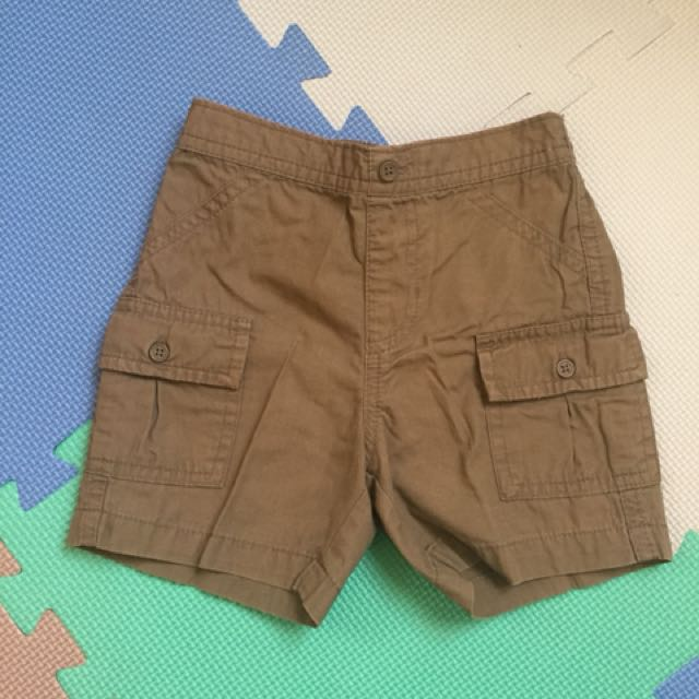 Boys Cargo Short