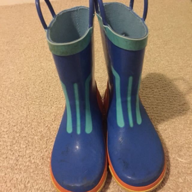 Boys rainboots