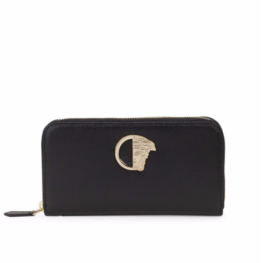 9fd465a507e BRAND NEW AUTHENTIC VERSACE WALLET, Women's Fashion, Bags & Wallets ...