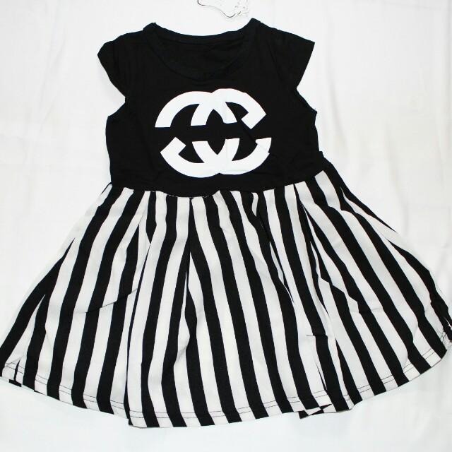 CHANNEL DRESS