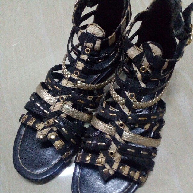 Charles & Keith Gladiator Sandals