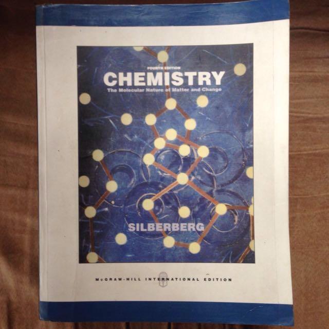 Chemistry By Silberberg