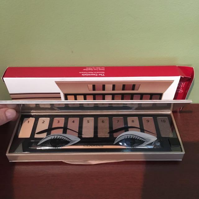 Clarins Eye Palette New In Box
