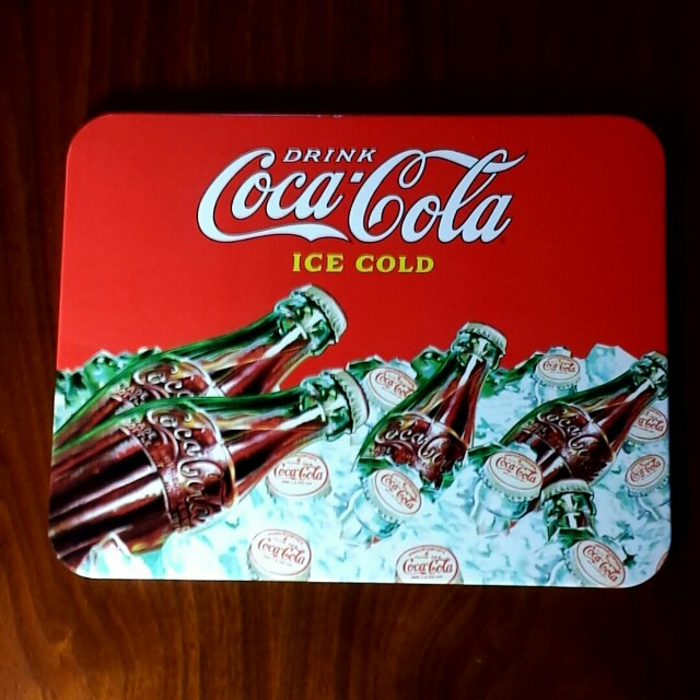 Coke-Cola sign