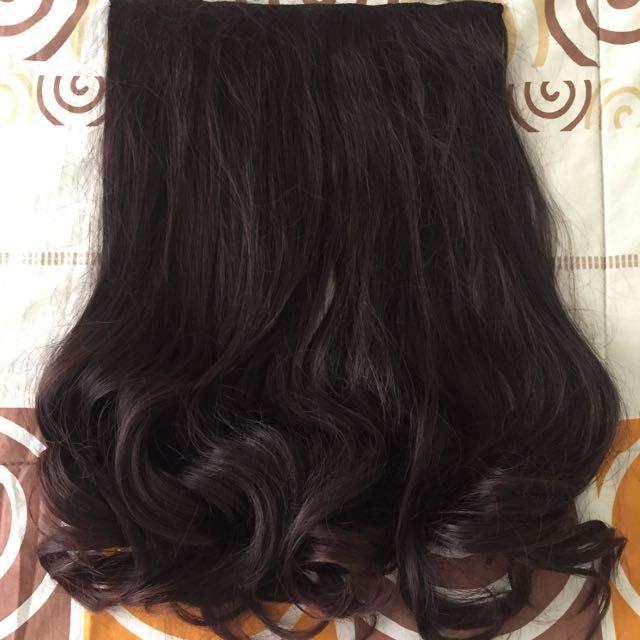 Curly HairClip