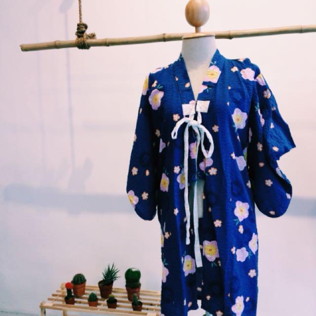 [D08] Kimono Cardigan