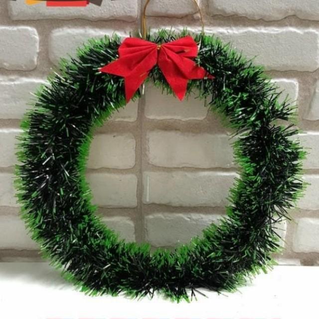Dekorasi / hiasan natal gantung