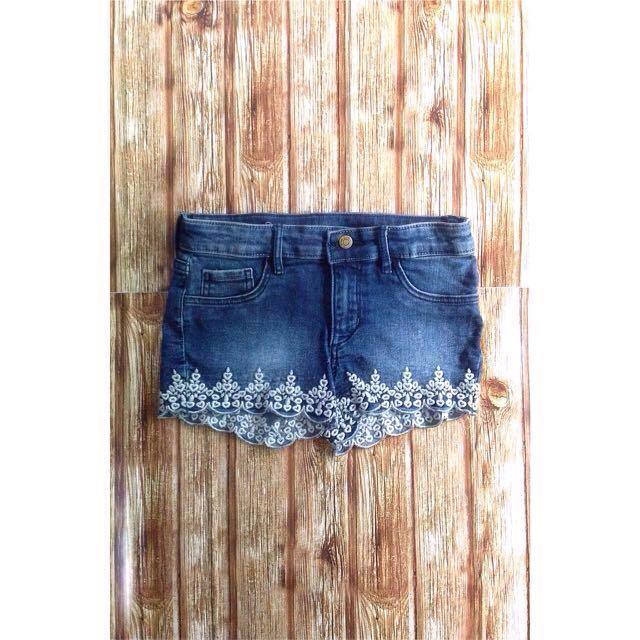 Denim Shorts (Brand New)
