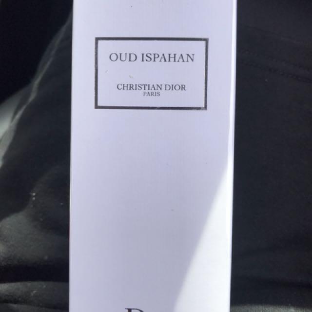 Dior ispahan Oud