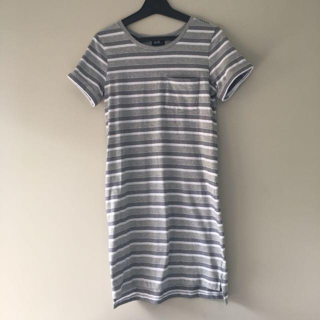 Dotti t-shirt dress (6)