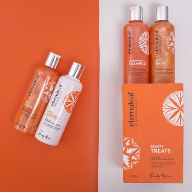 Eternaleaf 4 Beauty Treats - Shampoo, Lotion, Bath