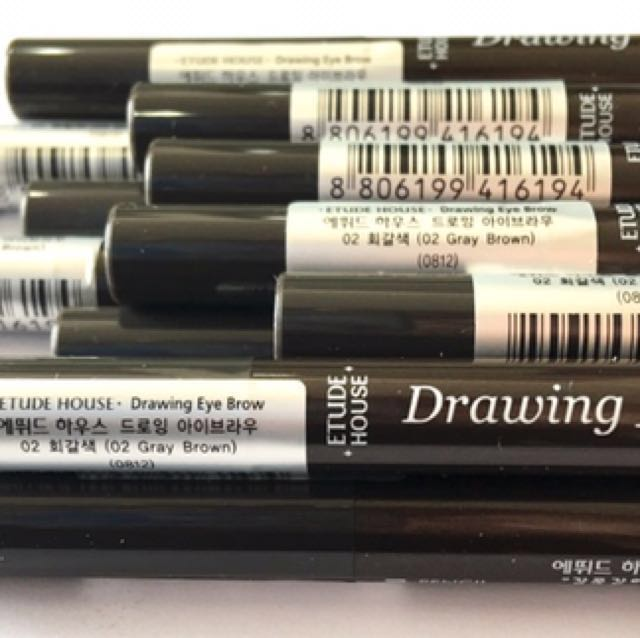 ETUDE HOUSE DRAWING EYE BROW ORI
