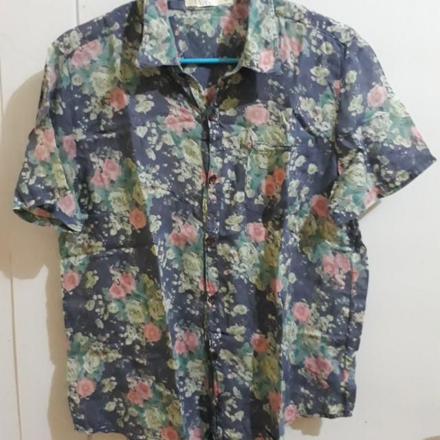 Flower tshirt 'rachel'