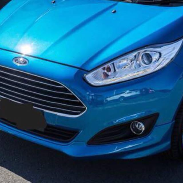 Ford Fiesta 1.6 (A)