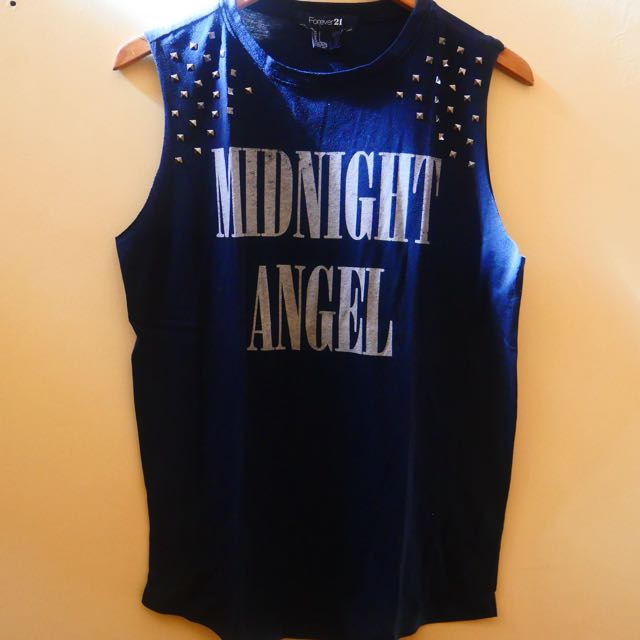 Forever 21 Muscle Tee