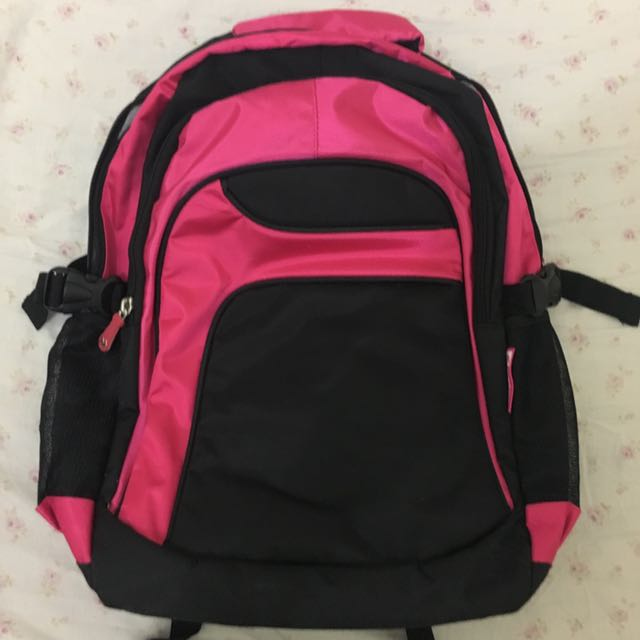 Forthpack Pink backpack