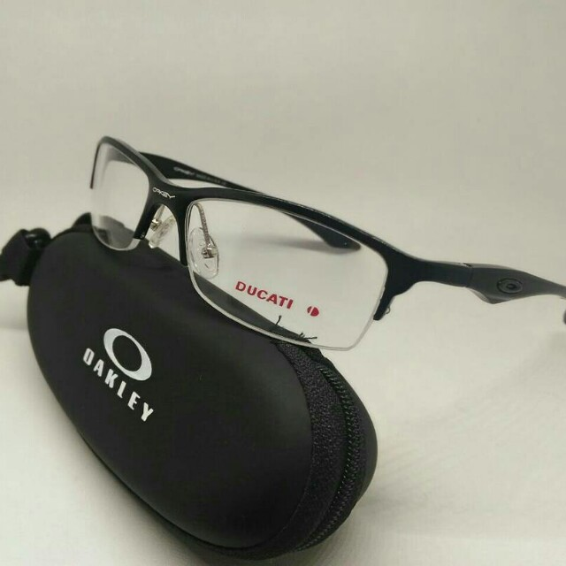 Frame Kacamata paket lensa minus Oakley bracket ducati aloy 1136b95e49