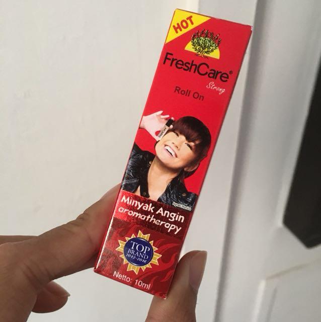 Freshcare Aromatherapy HOT