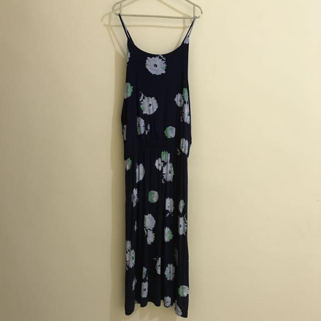 GAP Floral Midi Dress