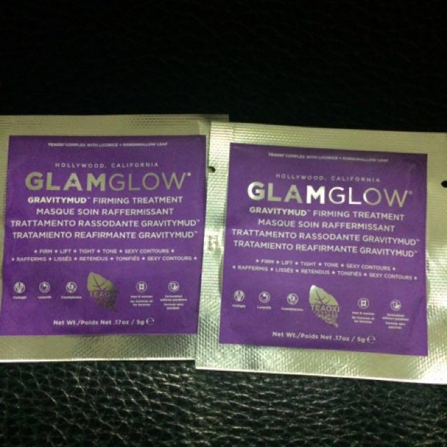 GlamGlow GravityMud [Sample Size 5gr]