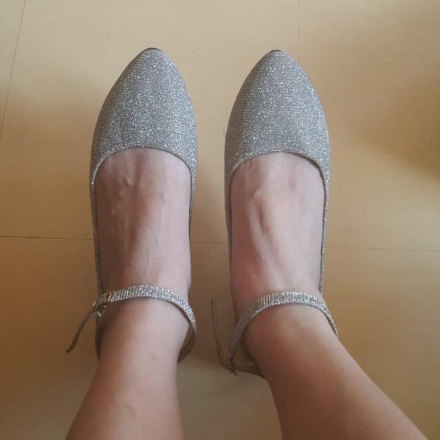 Glittery Fashion Shoes