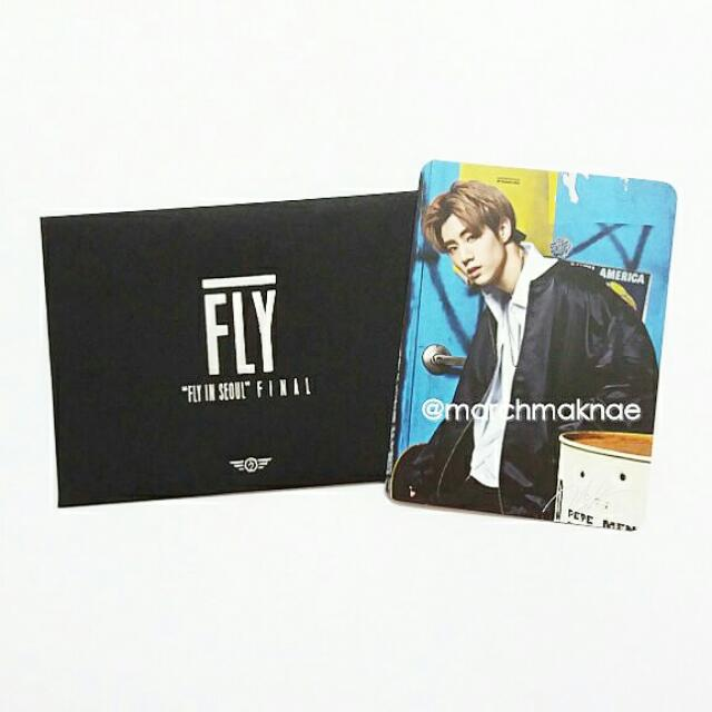 GOT7 - FLY IN SEOUL FINAL PHOTOCARD (LIMITED)