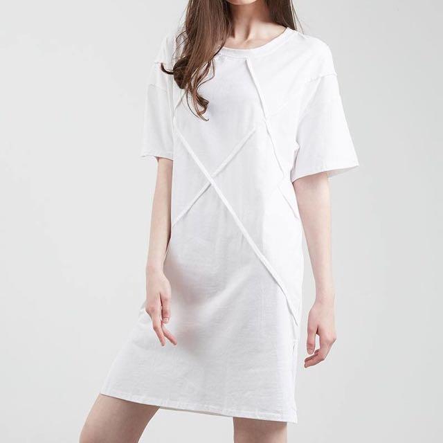 GW Dortmund Dress in White