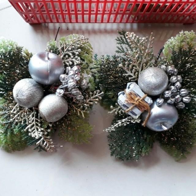 Hiasan natal berry dan pinus Perabotan Rumah di Carousell Source · Balonasia Lampu Dekorasi Tumblr .