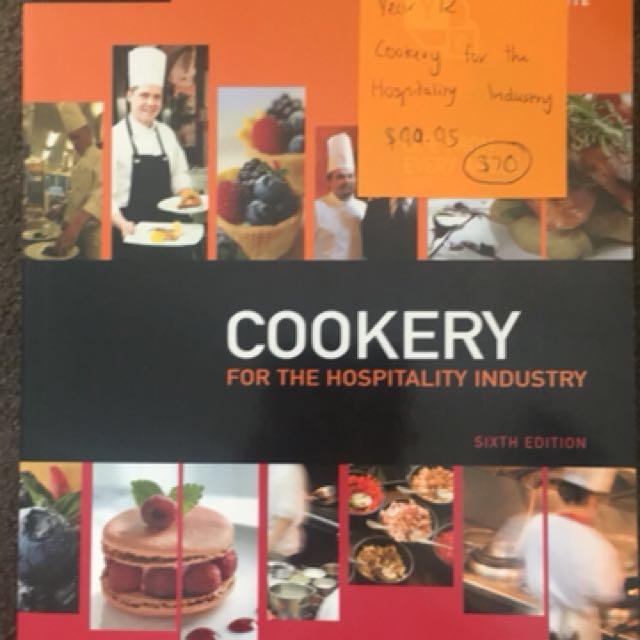 Hospitality textbook