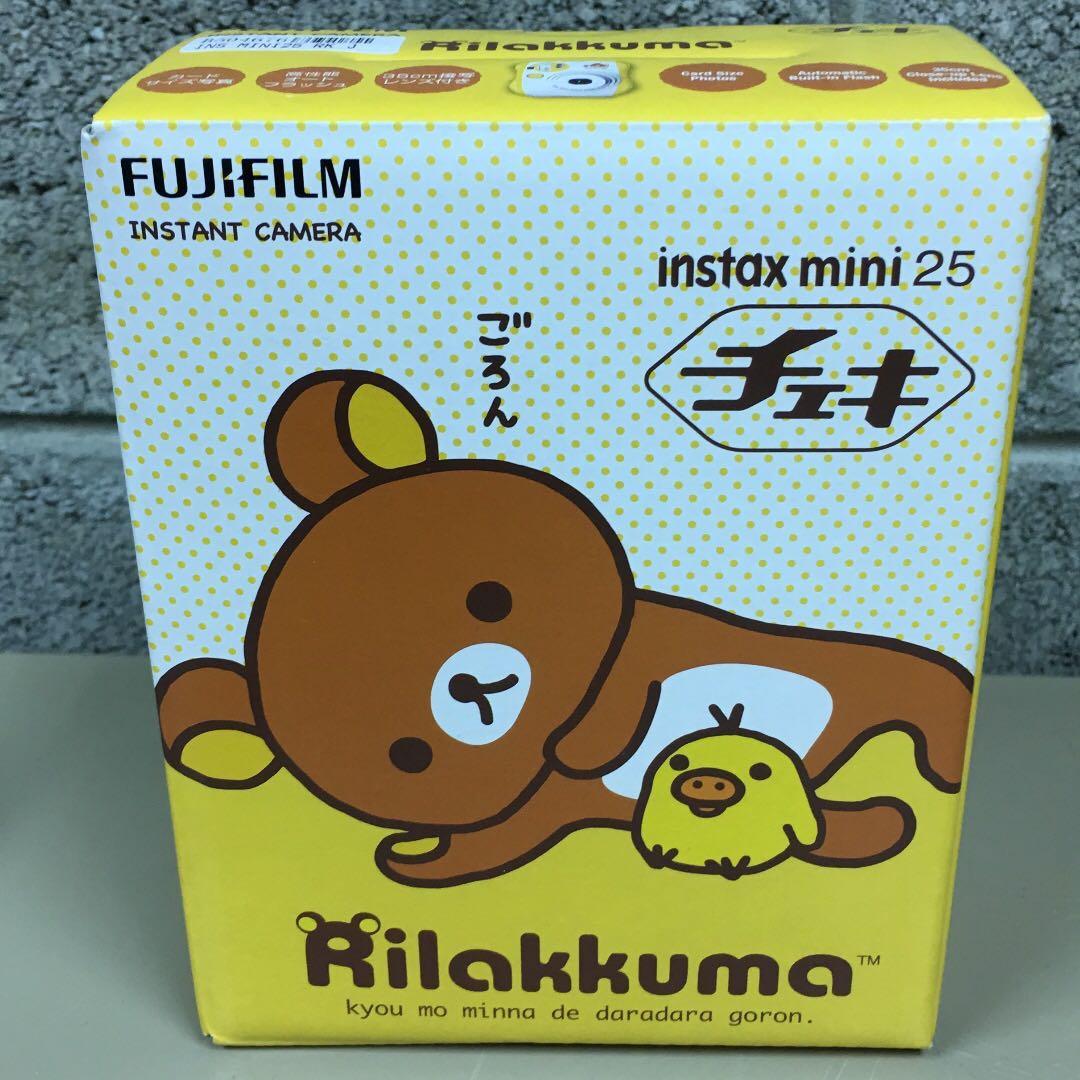 #日本購入#instax mini 25#拉拉熊#夏日九九出清