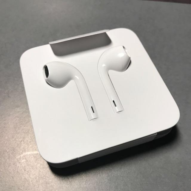 原廠iphone7plus耳機(含運)
