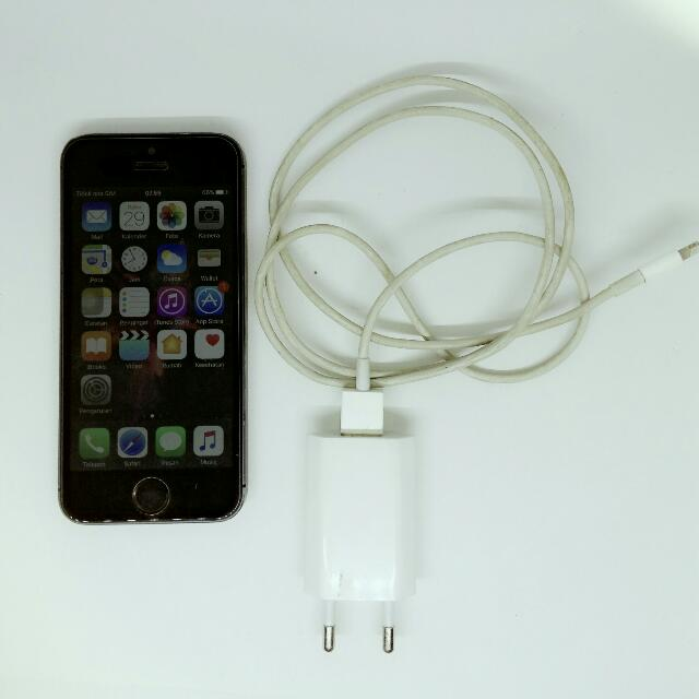 iphone 5G second