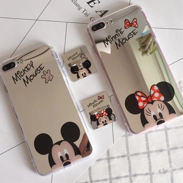 iPhone mirror casing