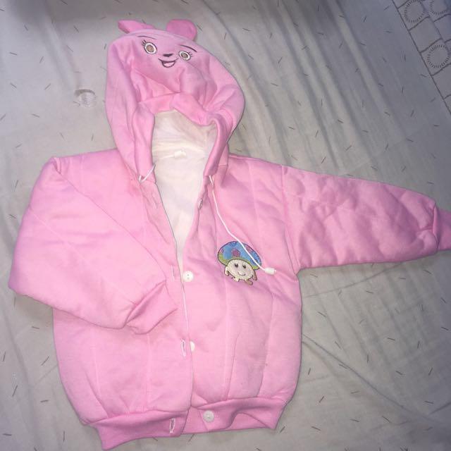 Jaket Pink NEW
