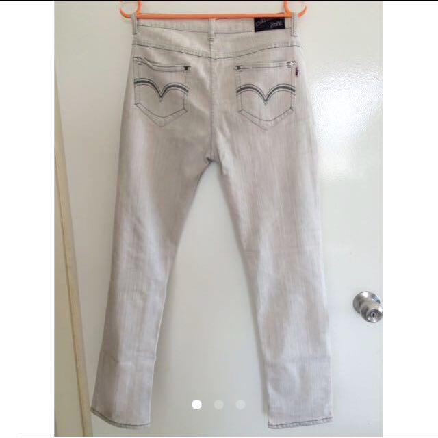 Jeans (radioactive)